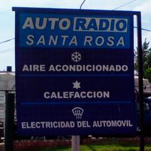 Logotipo Auto Radio Santa Rosa
