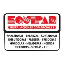 Logotipo Equipar