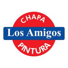 Logotipo Taller de chapa y pintura Los Amigos