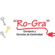 Logotipo Cerrajería Ro-gra