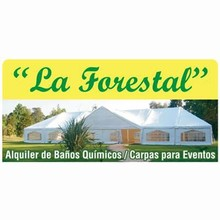 Logotipo Baños Quimicos La Forestal