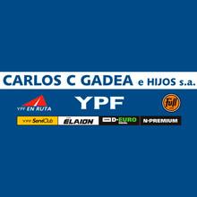 Logotipo Estacion De Servicio Carlos Gadea E Hijos Sa