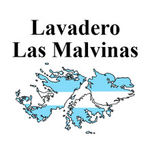 Logotipo Lavadero Las Malvinas