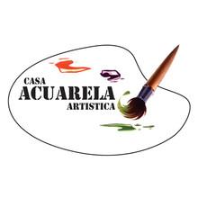Logotipo Librería Artística Acuarela