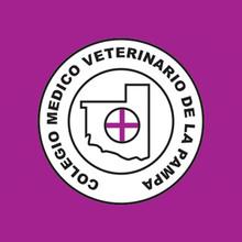 Logotipo Colegio Médico Veterinario De La Pampa