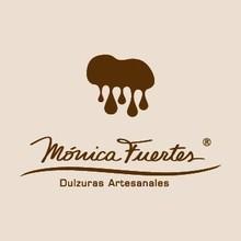 Logotipo Monica Fuertes – Dulzuras Artesanales