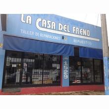 Logotipo La Casa Del Freno