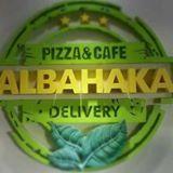 Logotipo Pizzeria Albahaka New