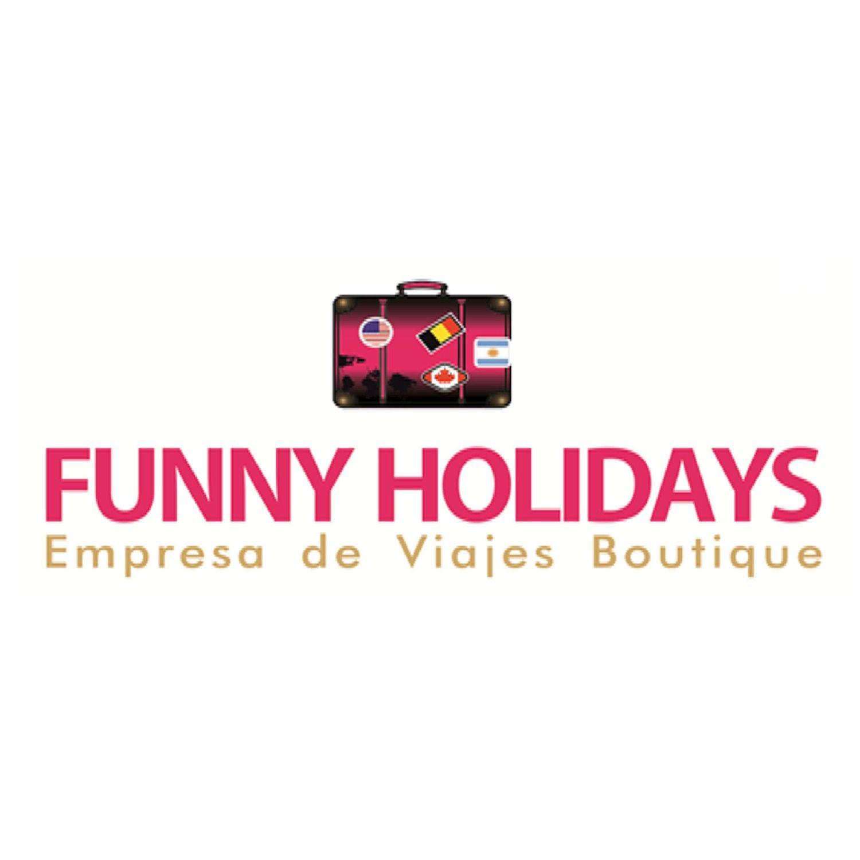 Logotipo Funny Holidays