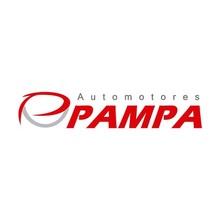 Logotipo Automotores pampa