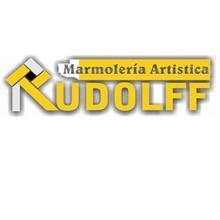 Logotipo Rudolff Marmoleria Artistica