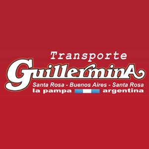 Logotipo Transporte Guillermina