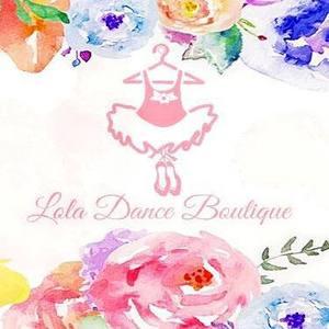 Logotipo Lola Dance Boutique